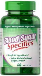 Puritan's Pride Blood Sugar Specifics vércukorszint-szabályozó kapszula - 60 db