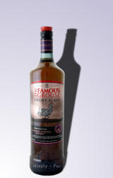THE FAMOUS GROUSE Smoky Black Whiskey 1L 40%