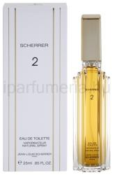 Jean-Louis Scherrer Scherrer 2 EDT 25ml