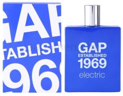 GAP Established 1969 Electric EDT 100ml
