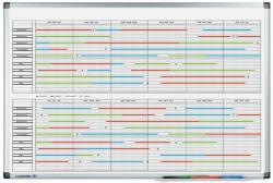 Legamaster Prémium éves tervezőtábla (2x6 hónap) (LM7-414000)