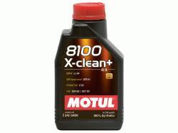Motul 8100 X-Clean+ 5W-30 (1L)