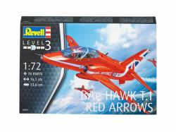 Revell BAe Hawk T.1 Red Arrows 1/72 4921
