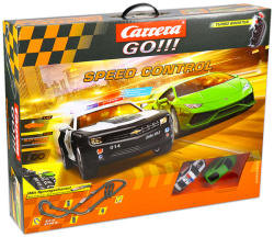 Carrera GO!!! Speed Control versenypálya