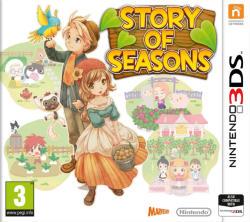 Nintendo Story of Seasons (3DS)