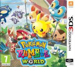 Nintendo Pokémon Rumble World (3DS)