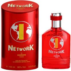 Lomani Network 1 Red EDT 100ml