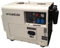Hyundai DHY8000