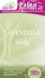 Szafi Fitt Paleo Levendula Virág (30g)