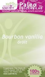 Szafi Fitt Őrölt Bourbon Vanília (2g)