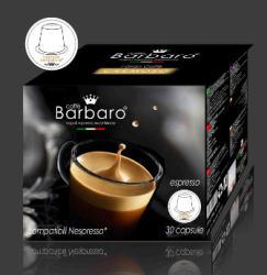 Caffé Barbaro Cremoso Forte 30