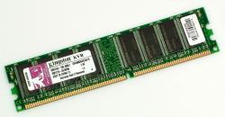 Kingston ValueRAM 1GB DDR 400MHz KVR400X64C3A/1G