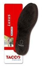 Tacco Footcare Luxus - fekete, bőr talpbetét