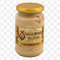 GHAURVED Cukormentes Fitnesz Mustár (350g)