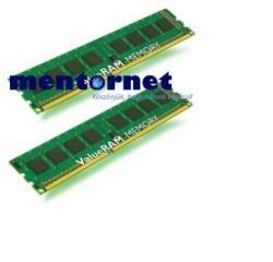 Kingston ValueRAM 2GB (2x1GB) DDR3 1333MHz KVR1333D3N9K2/2G