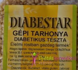 DIABESTAR Diabetikus tarhonya tészta 200g