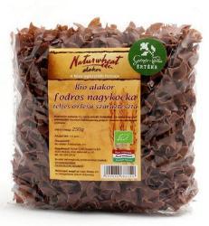 Naturwheat Bio Alakor Fodros nagykocka teljes kiőrlésű száraztészta 250g