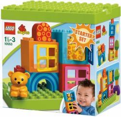 LEGO Duplo - Építő és játékkockák kicsiknek (10553)