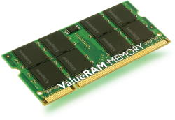 Kingston ValueRAM 2GB DDR2 800MHz KVR800D2S6/2G
