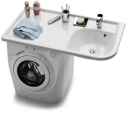 RAVAK Praktik W mosdó mosógép fölé 116x65 cm