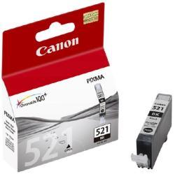 Canon CLI-521BK Black 2933B001