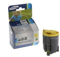 Samsung CLP-Y300A Yellow