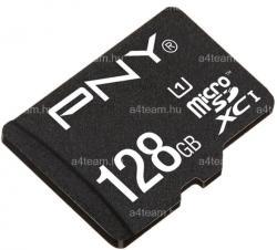 PNY MicroSDXC 128GB CLass 10 UHS-I SDU12810HIGPER80-EF