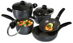 Stoneline Комплект Кухненски Съдове 8 Части 22517