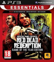 Rockstar Games Red Dead Redemption [Game of the Year Edition-Essentials] (PS3)