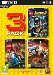 Warner Bros. Interactive LEGO 3 Pack (PC)