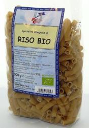 FINESTRA CIELO Bio Cső Barna Rizstészta 500g