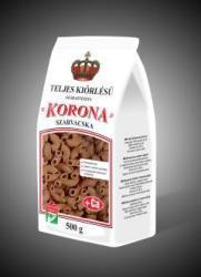 Korona Teljes Kiőrlésű Szarvacska tészta 500g