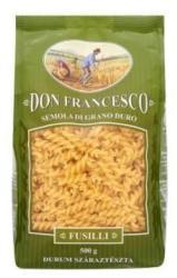 Don Francesco Fusilli tészta 500g