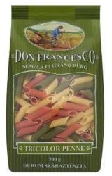 Don Francesco 3 Színű Penne tészta 500g