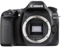 Canon EOS 80D Body (AC1263C010AA)