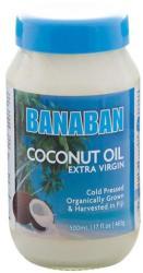 BANABAN Bio Extra Szűz Kókuszolaj 500ml