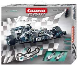 Carrera GO!!! Silver Stars autópálya