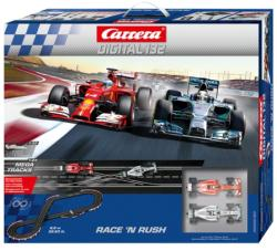 Carrera Digital 132: Race N Rush autópálya
