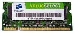 Corsair Value Select 512MB DDR 400MHz VS512SDS400