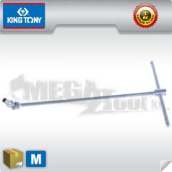 King Tony csuklós T-kulcs 14x500mm (577414M) (577414M)