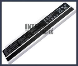 ASUS Eee PC R051BX 4400 mAh 6 cella fehér notebook/laptop akku/akkumulátor utángyártott