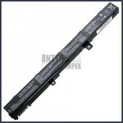 ASUS X551 X551M X551C X551CA series A31N1319 2200mAh 4 cella notebook/laptop akku/akkumulátor fekete utángyártott