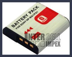 Sony NP-BG1 3.6V 1100mAh utángyártott Lithium-Ion kamera/fényképezőgép akku/akkumulátor