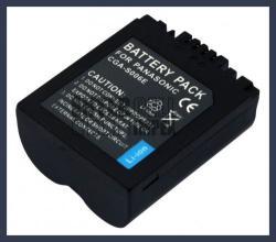 cbca2b76eb1c Panasonic CGA-S006 7.2V 1300mAh utángyártott Lithium-Ion  kamera/fényképezőgép akku/