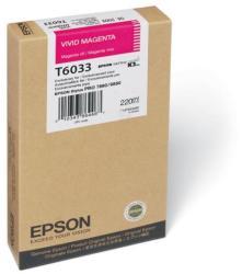 Epson T6033