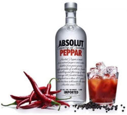 ABSOLUT Peppar Vodka (1L)