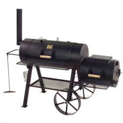 "Joe's Barbeque Smoker 16"" Texas Classic Long (JS-33752)"