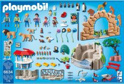 Playmobil Gradina zoologica (PM6634)