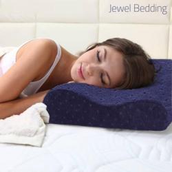 Jewel Bedding Memória habpárna