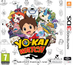 Nintendo Yo-Kai Watch (3DS)